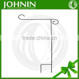 Wholesale high-quality durable metal garden flag stand