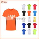 Men sport custom Wholesale men's t shirt Cotton Quick-drying Short Sleeve T-shirt