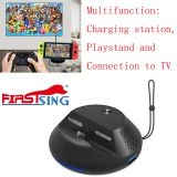 Firstsing Portable TV Converter Charging Dock For Nintendo Switch Cooler Stand