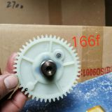 Generator Engine water pump Spare Parts 166F et2700 half Iron half rubber Camshaft