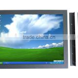 Dual Core Industrial Wall Mounted 15 inch All in One Touch screen PC with Capacitive for Shop Store
