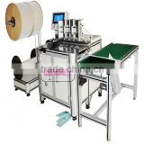 DWC-520A Semi-automatic Wiro Binding Machine,wire o Binding Machine,Double loop Wire Binding Machine