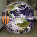 inflatable giant world map beach ball
