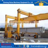 Mobile Rubber Tyre Double Girder Gantry Crane Manufacturers                                                                         Quality Choice