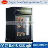 counter top glass door freezer display freezer for ice cream and foods                                                                         Quality Choice