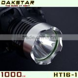 DAKSTAR Wholesale HT16-1 XML T6 1000LM 18650 Aluminum Rechargeable CREE Camping New Headlamp