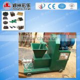 Briquette press machine/corn straw briquette machine