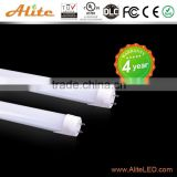 Energy saving led home light 1.2m aluminium extrusion electronic ballast compatible led tube