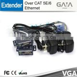 100m VGA Extender with Audio over CAT 5E/6 Ethernet