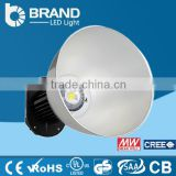 High Lumen Brigdelux 50W Industrial LED Low Bay Light with Meanwell Driver,CE RoHS