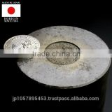 High quality and High-precision engraving mold for coin making machine with durable made in Japan
