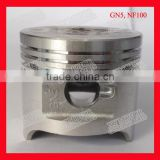 China Genuine Piston Motorcycle NF100 KRS Piston 13102-KRS-830