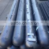 Good Heat Conductivity silicon carbide protective tube