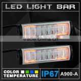 10'' 20'' 30'' 40'' 50'' Compact 4x4 LED Day Driving Lights