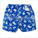 infant product 100% polyester diaper bathing pants made in japan baby swimming clothes with leak guard kid wear toddler clothing