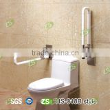 2015 new design nylon coated handicap grab bar for elderly with high quality