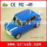 mini cooper, unique car shaped gifts usb flash drive