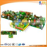 Factory supply jungle theme play ground equipment parque infantil