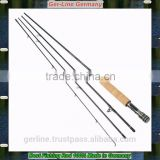 carbon fiber custom fishing rods best fly fishing rod 100% made in Germany fly fishing tackle