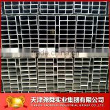 YAOSHUN rectangular/square steel pipe/tubes/hollow section galvanized/black annealing at a good price