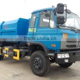 Small but large storage room gabage compactor truck(compression docking waste collector)