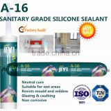 anti-fungus silisone sealant for sanitary usage as bath and kitchen