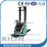 1.5ton pallet stacker walkie rider battery truck electric forklift manual