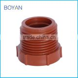 BOYAN zhejiang plastic pipe fitting threaded fitting for irrigation female & male adapter