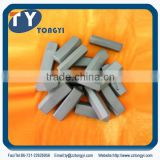 cemented carbide drill tips manufacturer with long experience of exporting