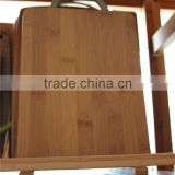 High quality bamboo chopping board bread cutting board wholesale bamboo cutting board