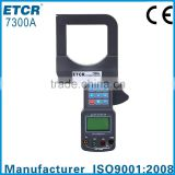 ETCR7300A Large Caliber Clamp Three Phase Power Clamp Tester electrical meter