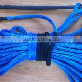 10mm*15m,UHMWPE ROPE synthetic winch rope
