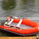 Sunshine PVC 6 person aluminum floor fishing speed boat