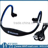 4 Colors Wireless Bluetooth Headset Music Headset for iPhone, for Samsung, for Smartphone , for Tablet PC