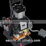 2015 New Pneumatic automatic button Badge Making Machine