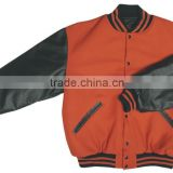 Custom Varsity Jacket with Your Own Logos,Tags & Chenille Patches, Beautifully Embroidered Customized Varsity Jacket