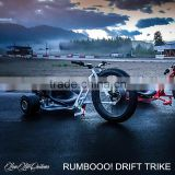 """H"" fat drift trike RB-PHDR168D adult slider motorized drift trike drift trike motorized RUMBOOO dry clutch drift trike"