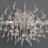 2014 Hot Sell Decoration Modern Metal Acrylic G4 Ceiling Lamp (CTC362)