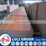 melamine particle board price high density and less moisture rate FSC certificate