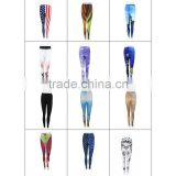 women lycra elastic custom seamless print yoga pants custom made yoga pants                                                                         Quality Choice