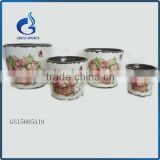 garden decorative terracotta plant pots wholesale