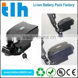 48 volt lithium battery pack 11ah with battery charger and BMS