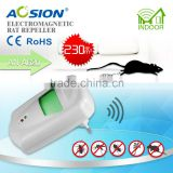 Top Rated AOSION manufacture GS,UL Plug-in LED light electronic insect repeller and electromagnetic pest repeller