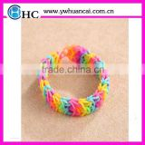 Good quality Loom bands,crazy loom rubber bands sets,Beautiful DIY bracelet rubber bands toys