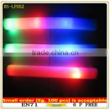 new multi color cheer lighting foam sticks baton                                                                         Quality Choice
