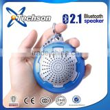Patent design 2015 new product cheap mini bluetooth speaker with fm radio with Keychain for gift promotion