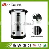 electrical hot water boiler stainless steel water pot