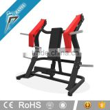 Exercise Machine Incline Chest Press Machine with Plate Loaded