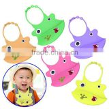 custom fancy cute soft silicone baby bib,waterproof silicone baby bib                                                                         Quality Choice
