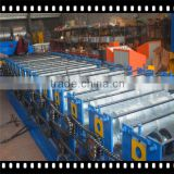 trapezoidal corrugated profile machine Color Steel Roof Wall Sheet Double Deck Roll Forming Machine